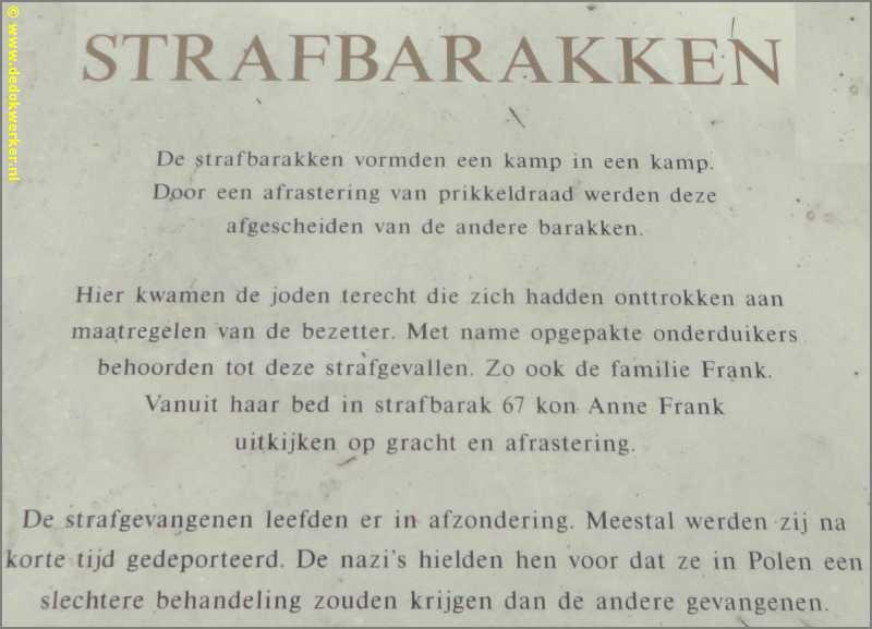 brieven uit westerbork boekverslag